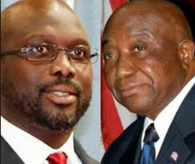 abcd1514563382 - Liberia's Vice President Concedes Defeat, Congratulates George Weah
