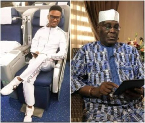 atik 482x410 - Atiku Replies Comedian 'I Go Dye' Open Letter