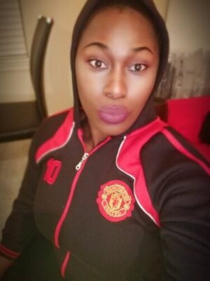 druglz0uiaeqjqt - Actress Uche Jombo Shares Selfie In Support For Manchester United (Photo)