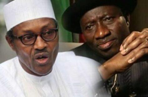 goodluck-jonathan-and-muhammadu-buhari-1-1 President Buhari's Old Tweet Reacting To Fuel During GEJ (Pics)