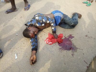 26219964 2002292459984628 8922097420705313043 n - Man Suffers Convulsion After Taking 1000mg Of Tramadol In Bayelsa State (Photos)