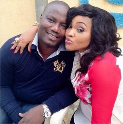 8lranoupjococztidqqbwxj3 Actress Mercy Aigbe's Begins Following Her Estranged Husband On Instagram (Pics)