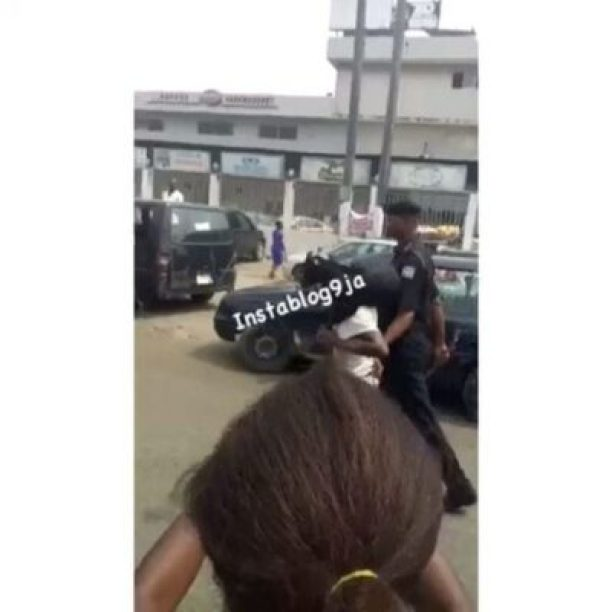 download6 Two Men Arrested For Turning Someone Into Goat In Rivers State (Video, Photos)