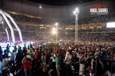 dspgd ex0aaomrk - Malawian Prophet, Shepherd Bushiri Filled Up Africa's Largest Stadium (Photos)