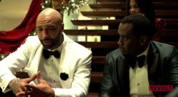 sgxopznnvdhk P. Diddy And Joe Budden Dance To Afrobeat Legend, Fela's Music (Video)