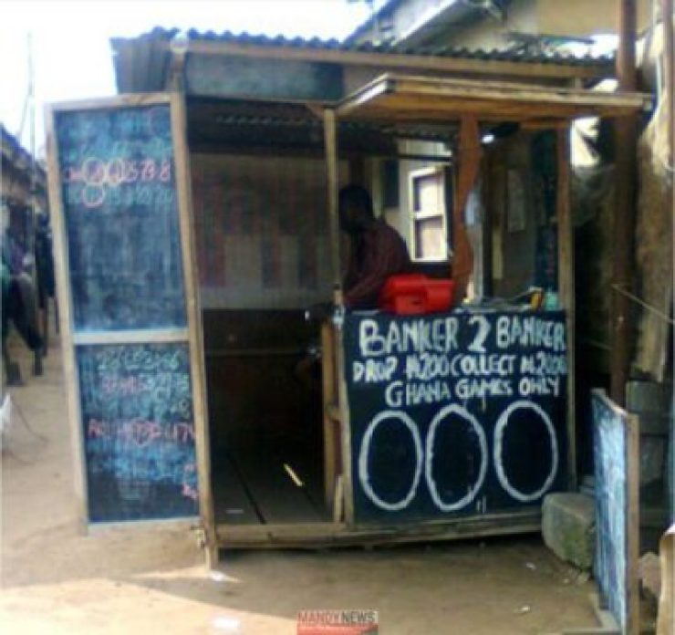Baba Ijebu Friday Games: Royal, Bonaza, Metro, Gold, Jackpot, Vag