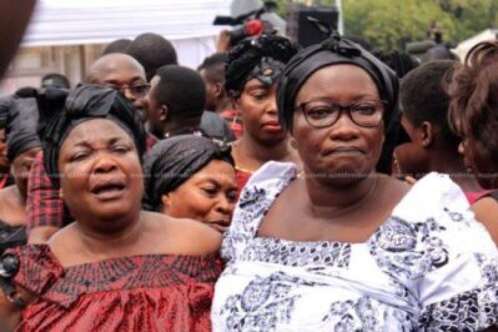 Photos From Ebony's Funeral