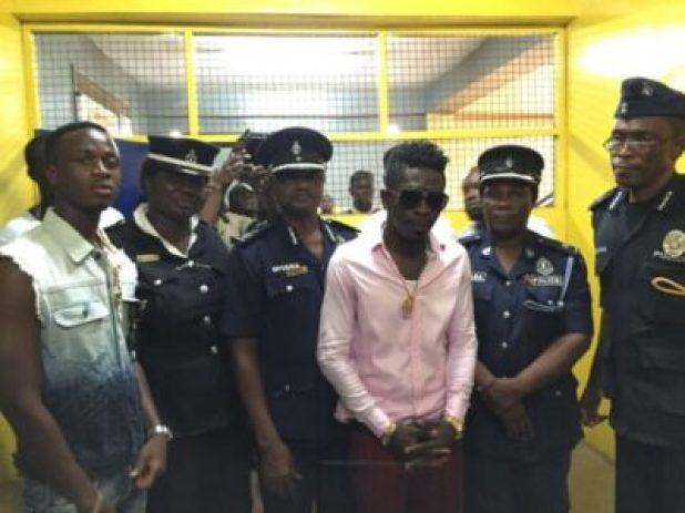 img-20160208-wa0040 Shatta Wale In War Of Words With Policeman (Video)