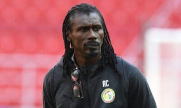 1712 Meet Only Black Coach At The World Cup, And It's Senegal's Aliou Cissé (Photos)