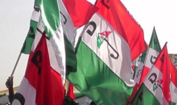 pdp-flag PDP Demands Cancellation Of Results In Yobe, Zamfara, Borno, Nasarawa States