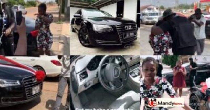 medikal-buys-car-for-fella-makafui-1 Medikal Buys Fella Makafui A Brand New Audi After Ex-boyfriend Seized Her 2 Cars