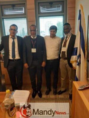 8415730 fbimg1546346291939 jpeg753c077ee27a1602cdcb0e6f57afe44b2085328145 - Nnamdi Kanu Visits Israeli Parliament, Meets 'Influential' Knesset Member (Pics)