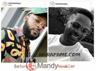 8468446_1547119377650_jpeg382db663f527f12317858f7decfe107e1489661549 Falz Changes His Look As He Shaves Off His Beard