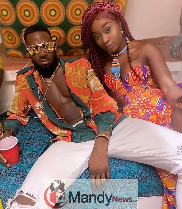"""8475900_de__1_jpeg6895b88454861270f18f55a1436ebaec-1235281983.-1 """"Codedly"""" - D'banj Pictured With Ghanaian Actress, Efia Odo"""