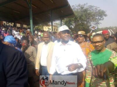 Pictures From Kingsley Moghalu's Presidential Rally In Abuja