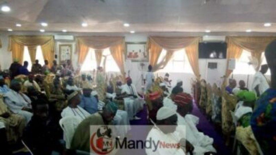 , Atiku Abubakar Visits Ooni Of Ife At His Palace In Osun State (Photos)