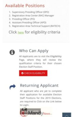 8506754 dw8f1xrwwaavkay jpeg jpeg6f91e9aa4f1ed8e45a510c796f376fe0169208274 - INEC Recruitment For 2019 Election Staff