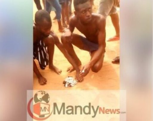 8514030_capture1_jpegb1ff00360a9015ca7795717777a844601794726011 Young Men Caught After Stealing Panties In Benin, Forced To Burn Them (Photos)