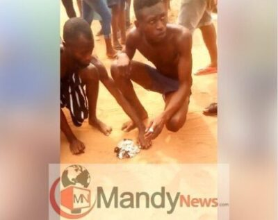 8514030 capture1 jpegb1ff00360a9015ca7795717777a844601794726011 - Young Men Caught After Stealing Panties In Benin, Forced To Burn Them (Photos)