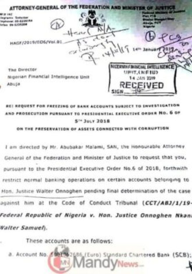 8515587_img20190116wa00021_jpeg7bd23dfcaa117b9d1c4a2566153a237188021996 CUPP Releases AGF's Letter Directing Freezing Of CJN Onnoghen's Account - Dailypost