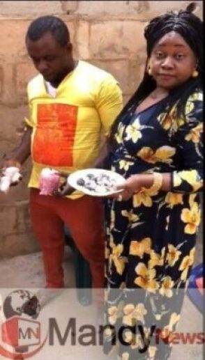 Female Pastor/Native Doctor Busted And Disgraced By Villagers In Anambra (Photos)