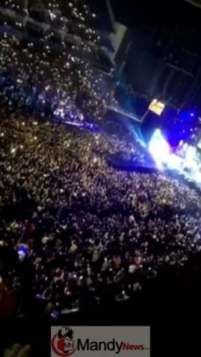 See All The Photos From Davido's 02 Arena Concert In London