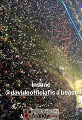 Dx9EPkfWwAQK8Pb - See All The Photos From Davido's 02 Arena Concert In London