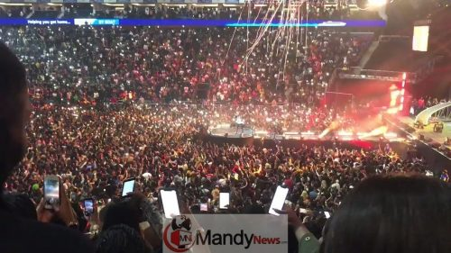 chjZ3EVc2qbKWiq8 1 - See All The Photos From Davido's 02 Arena Concert In London