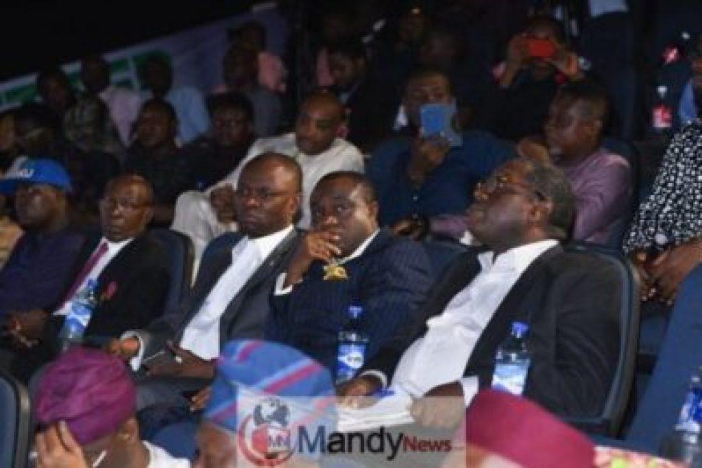 PDP Presidential Candidate Atiku Abubakar Visits Tech Industry In Lagos (Photos)
