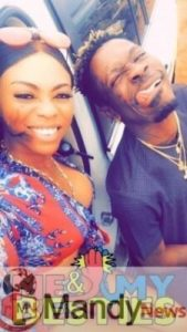 michy-and-shatta-169x300 I'm Working Things Out With Shatta Michy - Shatta Wale