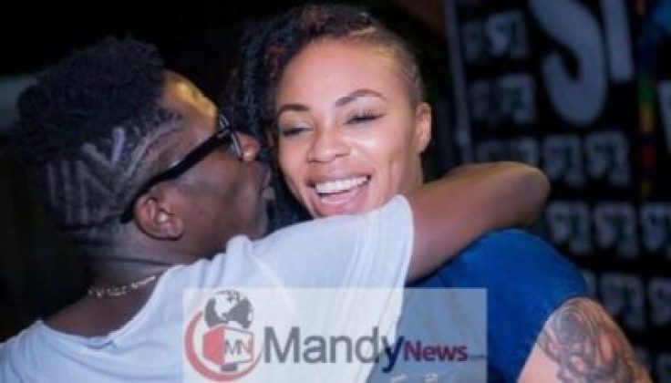 shatta-wale-michy-1471476071 Michy Leaks Her Own Nak£d Photo After Breaking Up With Shatta Wale