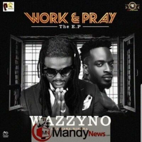 wazzyno-600x600600668176 New EP: Wazzyno – Work & Pray