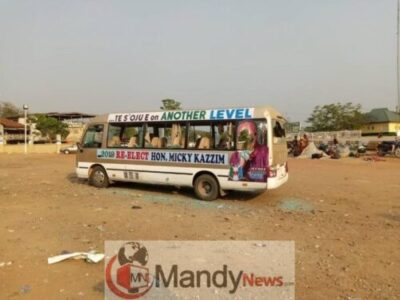 4 700x525510072038 - Bus Crushes A Man's Leg In Ogun State (Viewers' Discretion Advised)