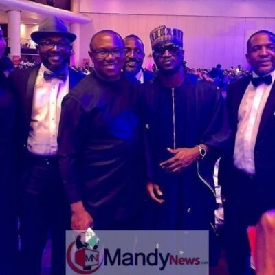 8670041 pl  1 jpega5759770f37ceaf505137fc4ff6f117d2082939892 - Paul Okoye With PDP Vice Presidential Candidate, Peter Obi