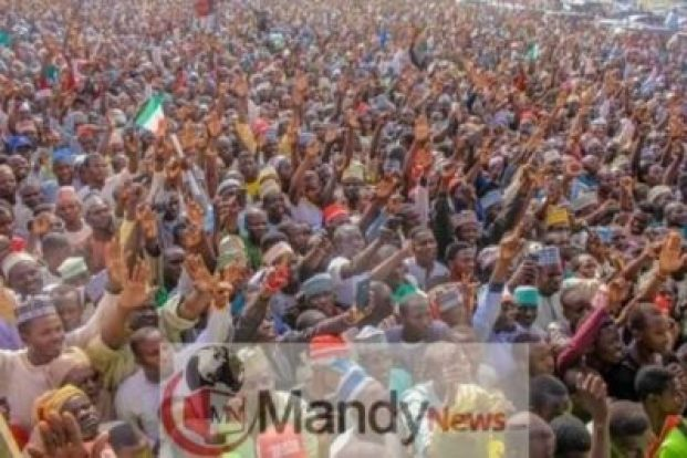 8673503_fbimg1549299078393_jpeg23a6fdf68dca6aee9abd7bb2252b64de1153053563 Pictures From PDP Presidential Campaign Rally In Zamfara State