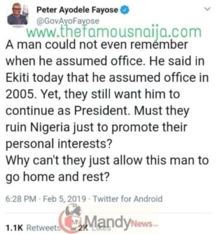 """8684464_img20190205wa0039_jpeg5e244bdc268723484f328bc6ac4d6b2d1829889039 """"Dementia, Buhari Is Gone"""": Associate Prof. Reacts To PMB's """"2005 Blunder"""" In Ekiti"""