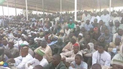 8725111 img20190210115813 jpeg9410af5e7dc82ed1fae40eba3f45b2c9787626797 - Buhari Arrives In Zamfara, For His Campaign Rally