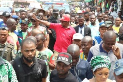 8735886 peter1 jpg47a18a7427204f20369602aa2341786f437967479 - Photos From Peter Obi's Campaign At Ariaria Market, Aba