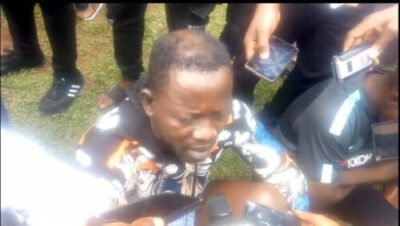 8737446 capture4 jpegd31796f37d67fed9324bf04b60e46a69544734649 - Police Parade Native Doctor, Men Who Tortured Lady Over Missing IPhone (Photos)