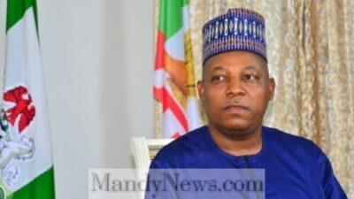 8758276 gorvernorkashimshettimaofborno640x360 jpegfafa901f5b88ca72916b1af6a6c496601695463605 - Boko Haram Attacks Governor Shettima's Convoy In Borno, Many Feared Killed