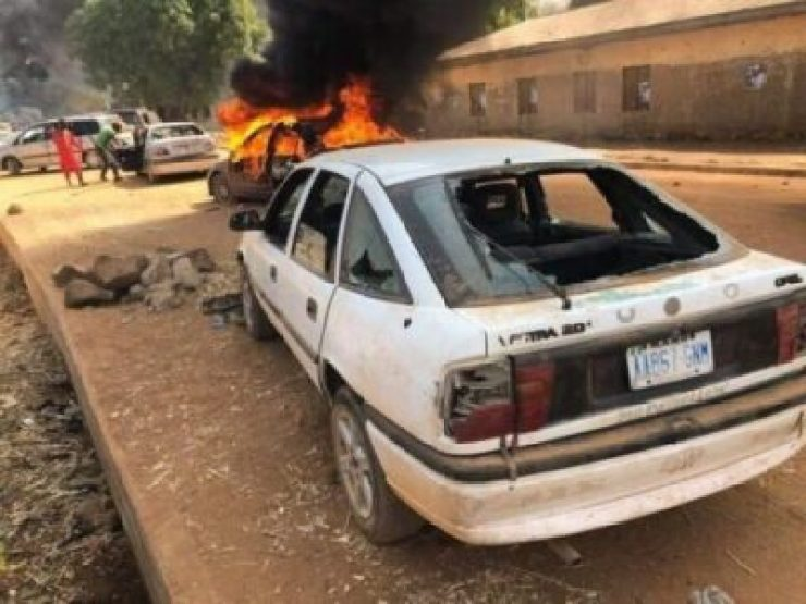 8828909_bado2_jpge89f0ebd01b507f9ae9bcce1fa31bef5 Supporters Killed As Thugs Attack Kwankwaso's Convoy In Kano (Photos)