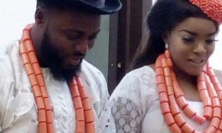 8838436 1550851275928 jpegb0d8f631918815dd80ebd41c98f7fae3 720x430 - Timaya's Nollywood Ex- Girlfriend, Empress Njamah Weds Daniel Lloyd (Photo)