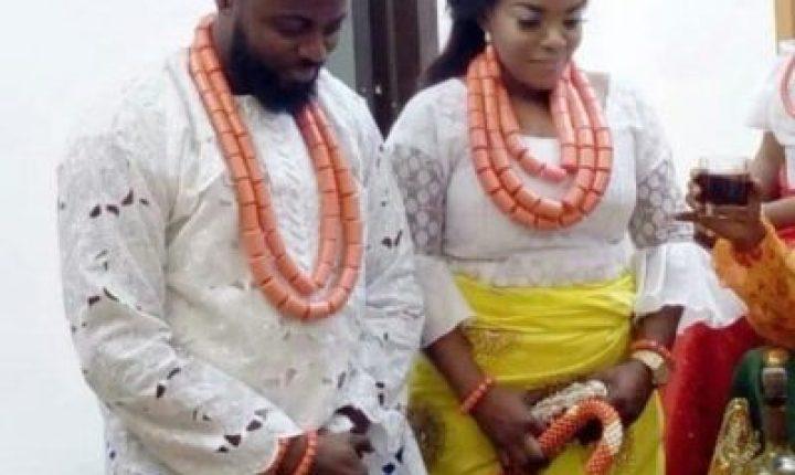8838437 1550851282616 jpeg842ed114e5b6120fb6fd9fb321b4d8e5 720x430 - Timaya's Nollywood Ex- Girlfriend, Empress Njamah Weds Daniel Lloyd (Photo)