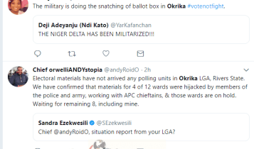 8844722 okarika2 png93ea7dc76b48bdccd95e61875f48a4e8 357x210 - Police DPO And Army Captain Snatch Election Materials In Rivers State - INEC Official
