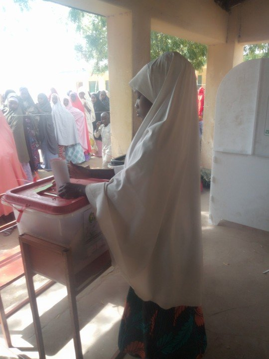 8846282 img20190223135658 jpeg2ef292df0c3b3bf480f73b882e4a9d44 1 - Underage Persons Caught On Camera Voting In Yobe State (Pictures)