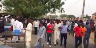 8847807 screenshot20190223at5 48 34pm jpegc7adfc4270c0c0f568fdaaefa29b87a2 - Jubilation In Adamawa As Buhari Defeats Atiku In Polling Unit (Pics)