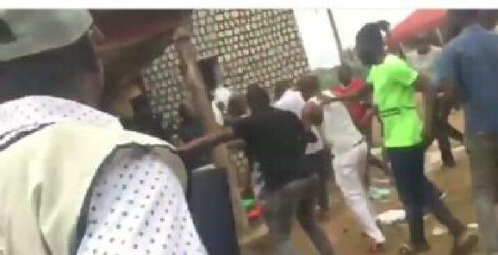 8855060_img20190224183431225_jpega73ed2617d8e0a83ea6e89b3eb316b7f Thugs Attack INEC Collation Center In Edo, Destroy Election Materials (Photos)