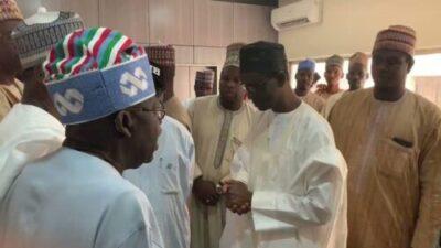APC and Tinubu 1024x576 - Tinubu Breaks Silence On Postponement Of Election, Tells Nigerians What To Do