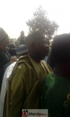 D0FIxLBXcAAhOs  - Kano State Governor, Abdullahi Ganduje, Casts His Vote (Photos)