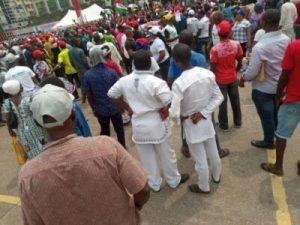 DzNBdHWU0AAgLZ0 300x225 - The Momentum Is Gathering Already For Atiku's Lagos Rally (Photos)